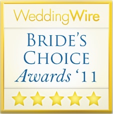 Brides Choice Award 2011 | Wedding Wire