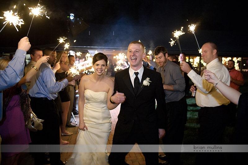 Angus Barn Wedding | Mary Channing & Jay