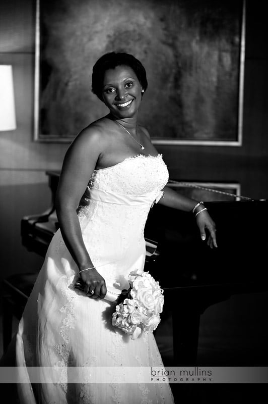 Umstead Bridal Portrait | Monique