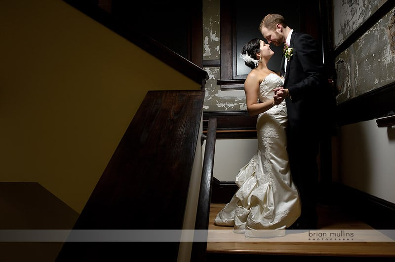 Mandy & Cary | Stockroom Wedding
