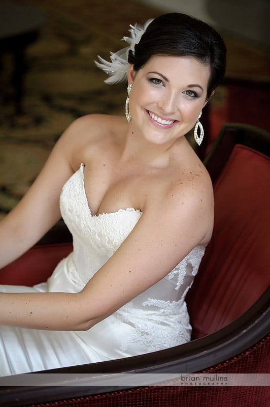 State Club Bridal Portraits | Mandy