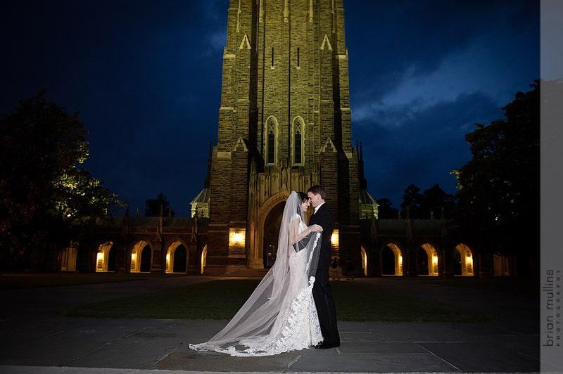 Logan & Andrew | Duke Chapel Wedding