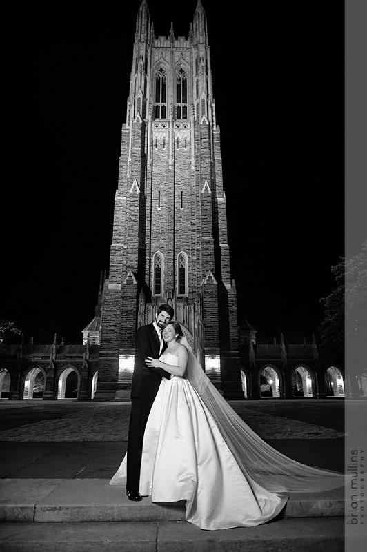 Amanda & Mike   Duke Chapel Wedding