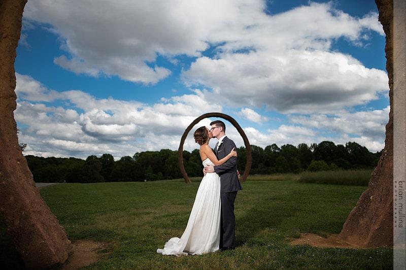 NCMA Wedding | April & Mike