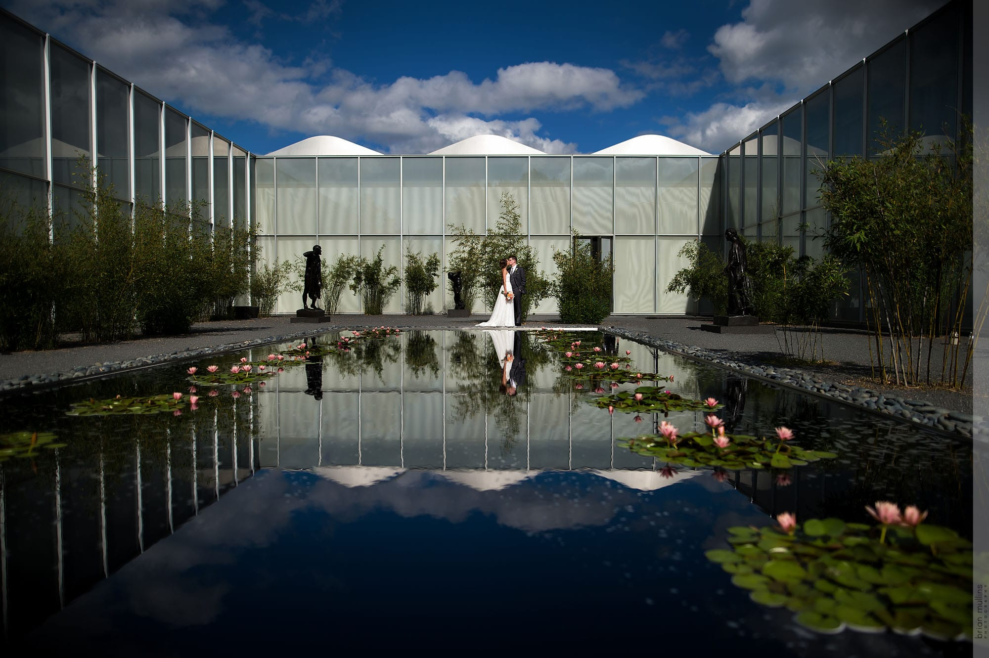 North Carolina Museum of Art Weddings | Raleigh, NC