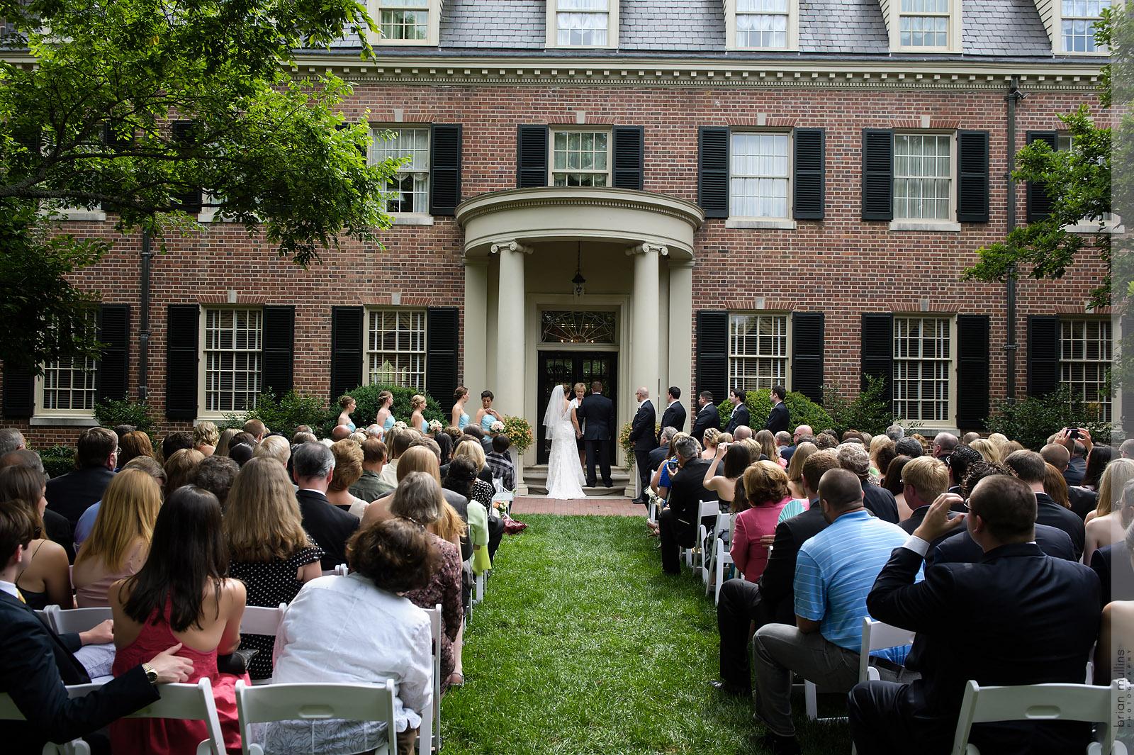 Tiffany & Tim | Carolina Inn Weddings
