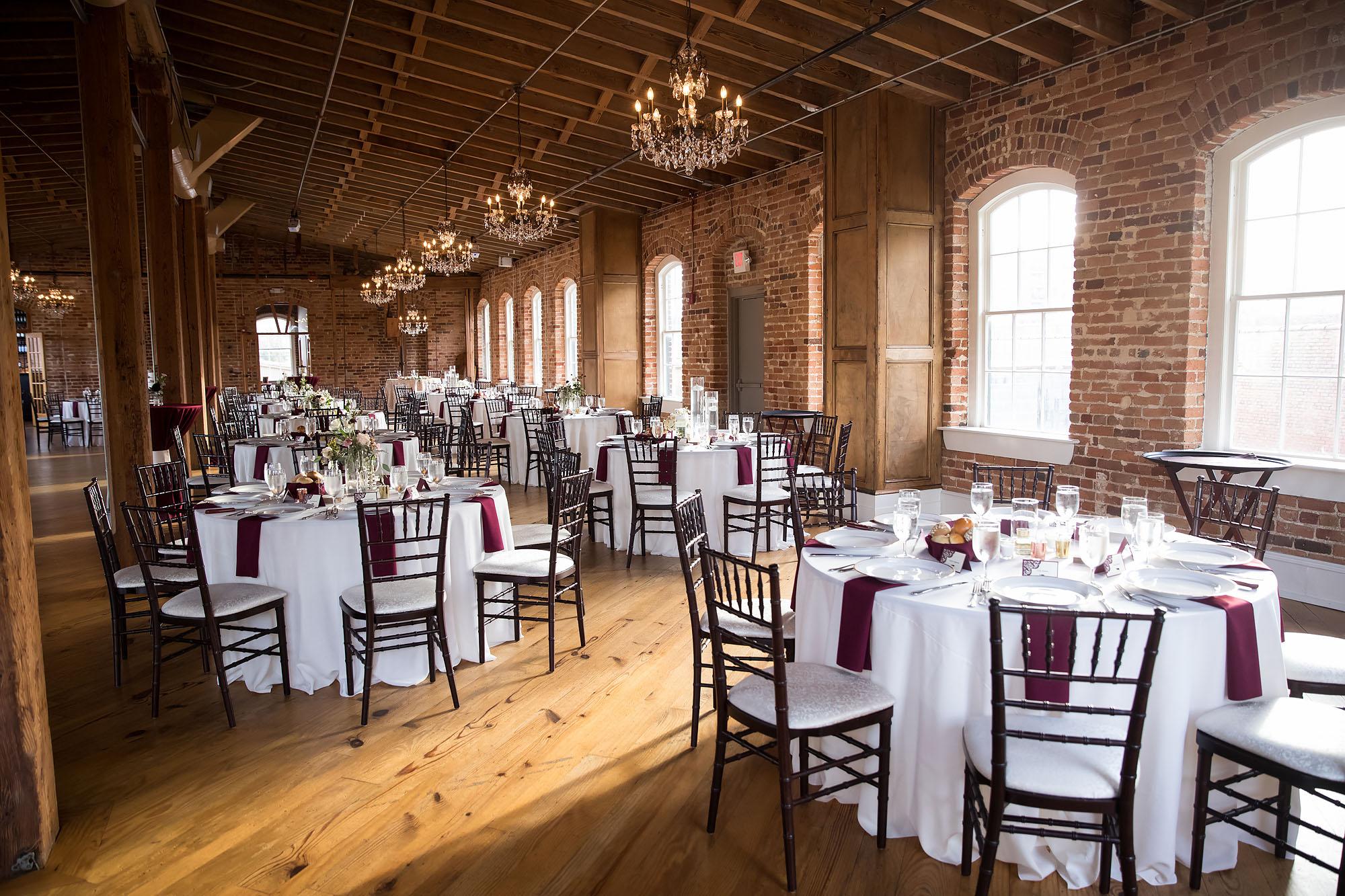 Melrose Knitting Mill weddings | Raleigh, NC