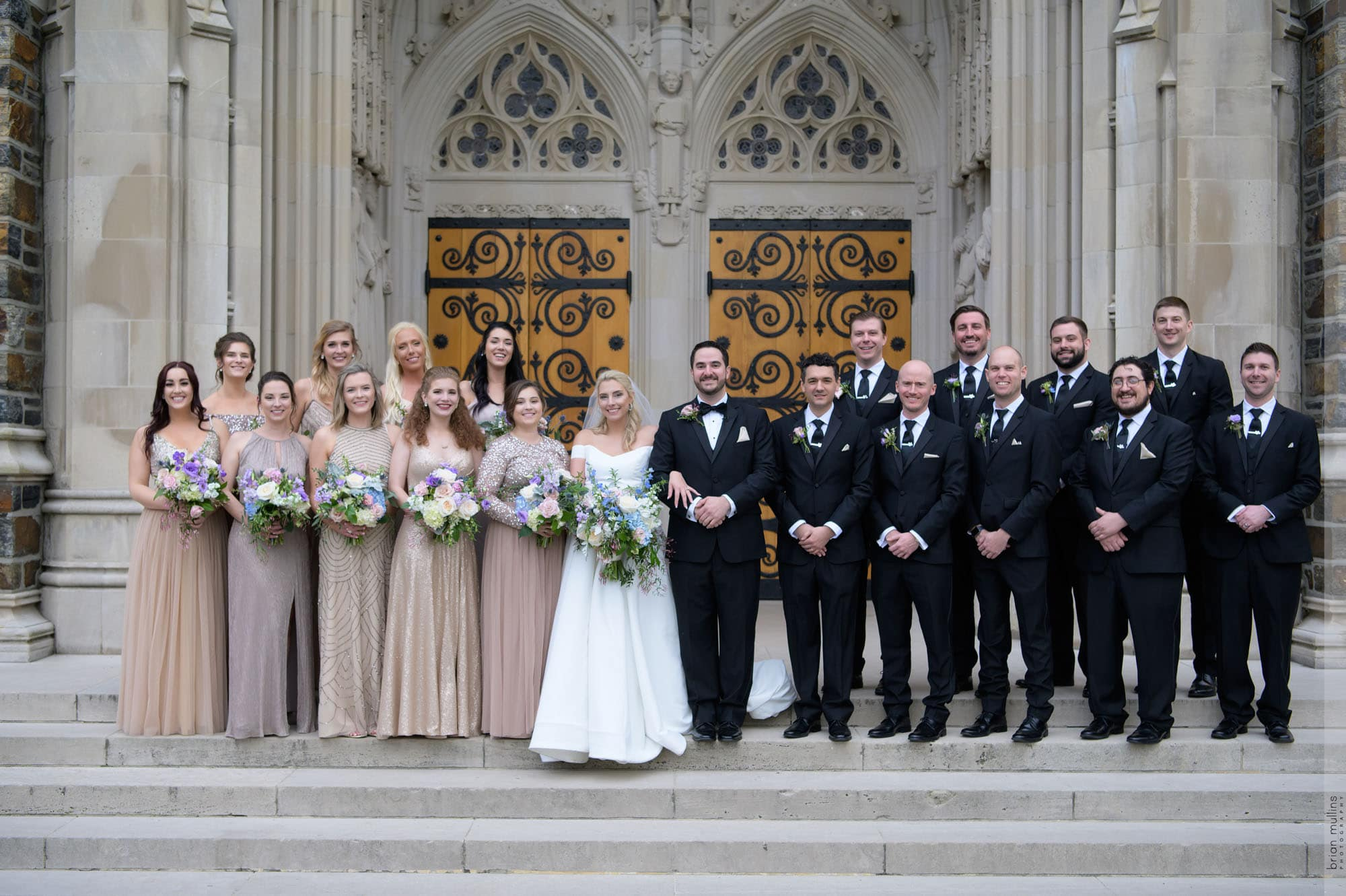 Duke Chapel Wedding | Carlin & Nick