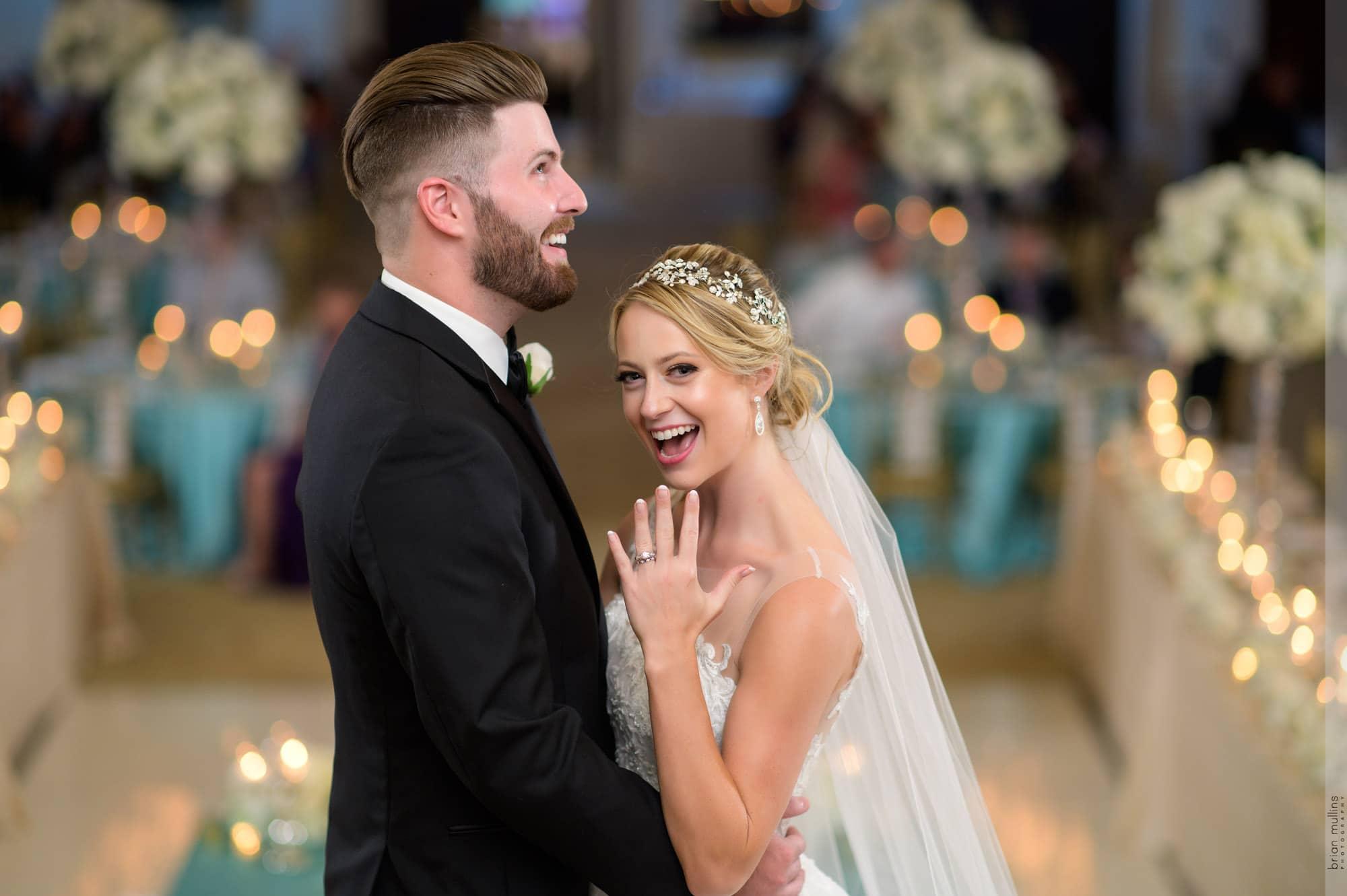 brand marquise wedding | kyle & grace