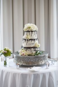 pinehurst wedding cake