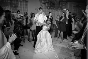 wedding reception at the carolina inn