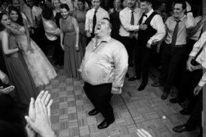 Governors Club wedding reception